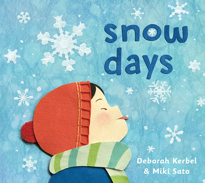 Snow Days cover Deborah Kerbel Miki Sato