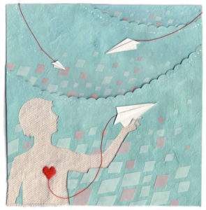 Love Notes illustration by Miki Sato
