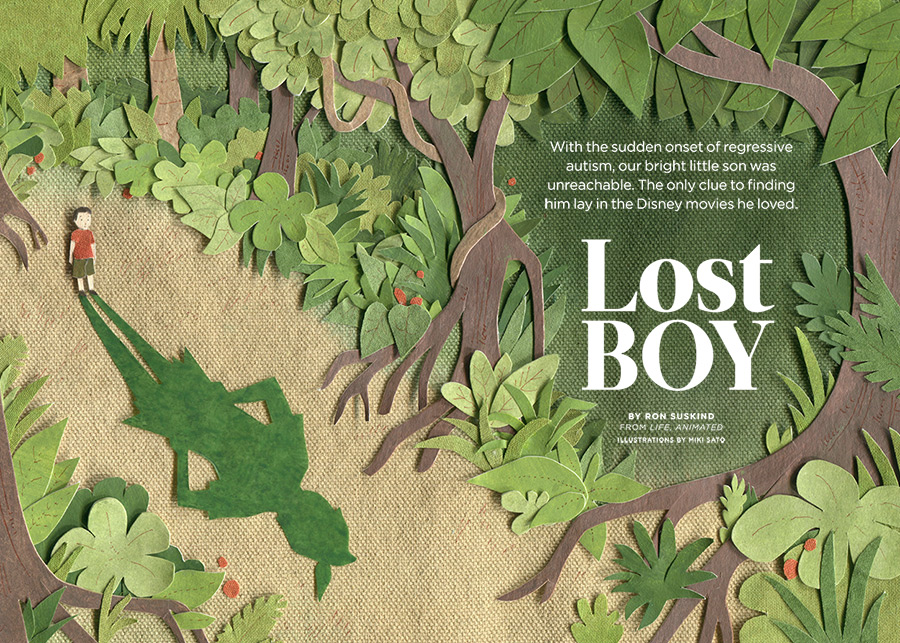 Reader's Digest Canada - Lost Boy
