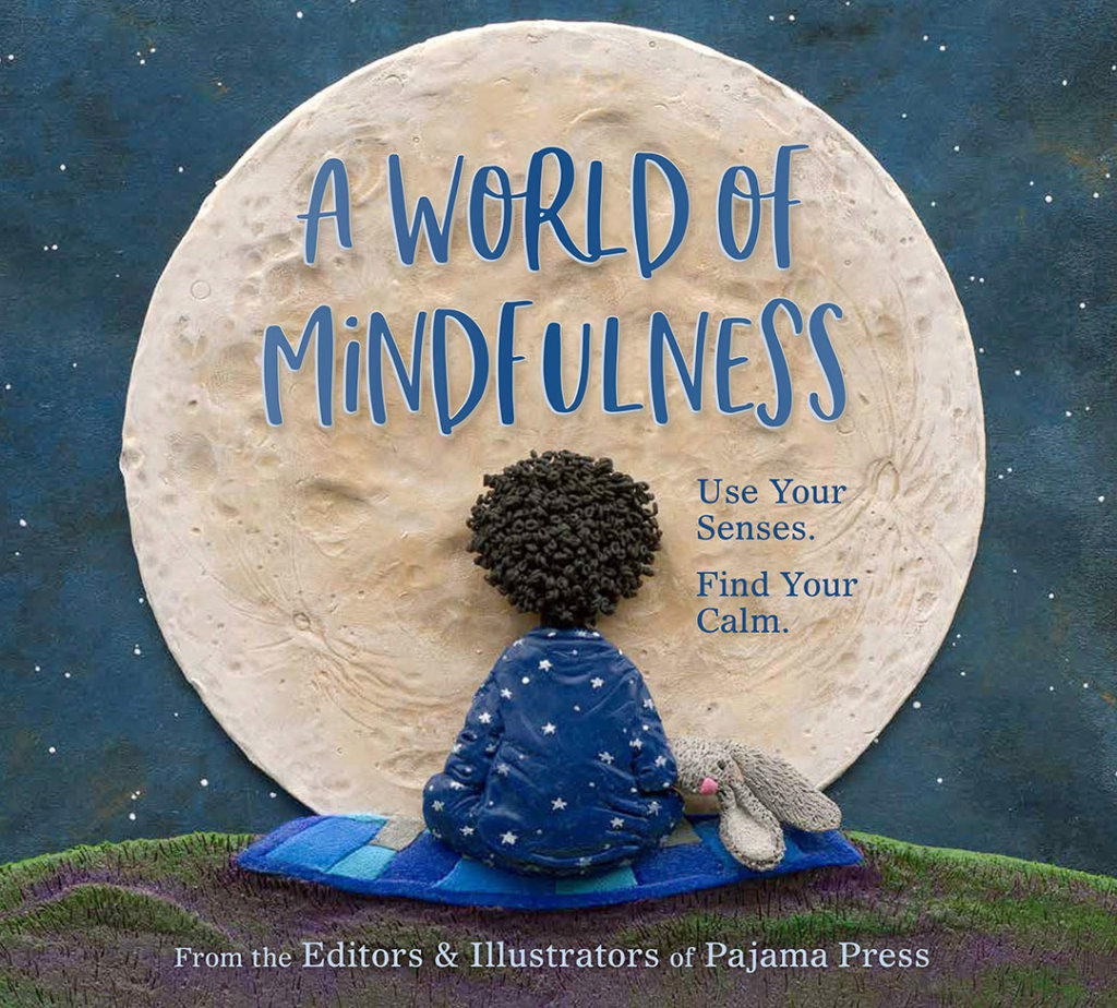 A World of Mindfulness cover Pajama Press
