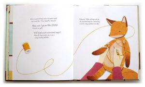 Golden Threads - interior 3 - Suzanne Del Rizzo Miki Sato