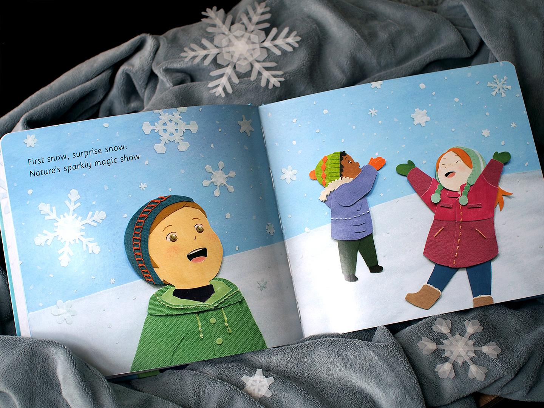 Snow Days - interior 1 - Deborah Kerbel Rizzo Miki Sato
