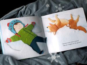 Snow Days - interior 2 - Deborah Kerbel Rizzo Miki Sato