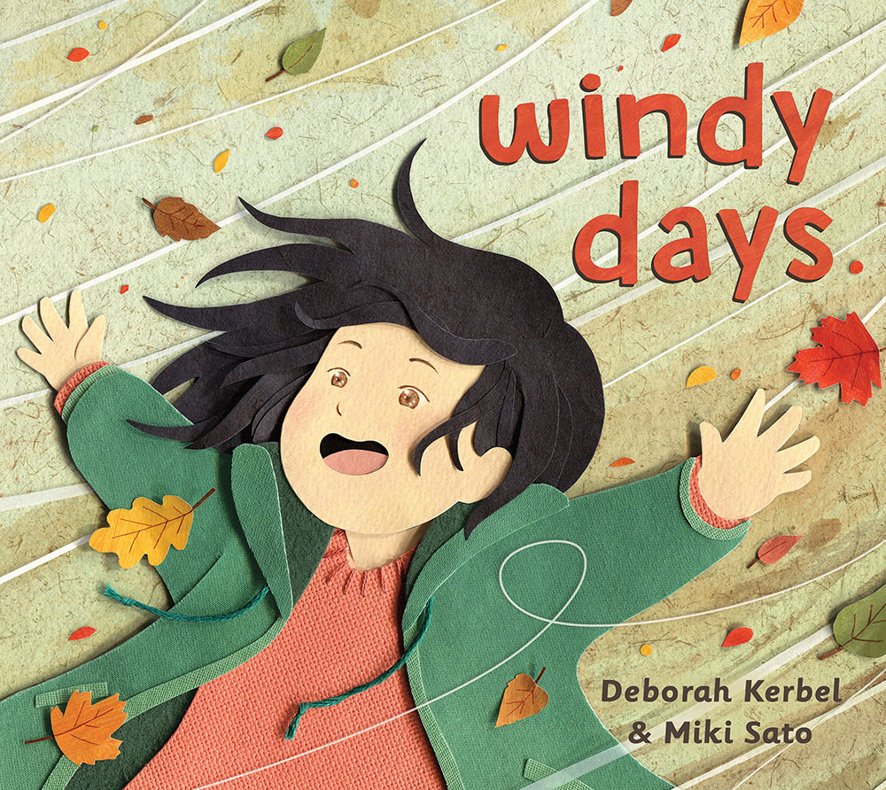 Windy Days cover Deborah Kerbel Miki Sato