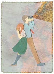 Capture illustration by Miki Sato