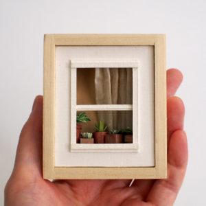 Plants in the Window
